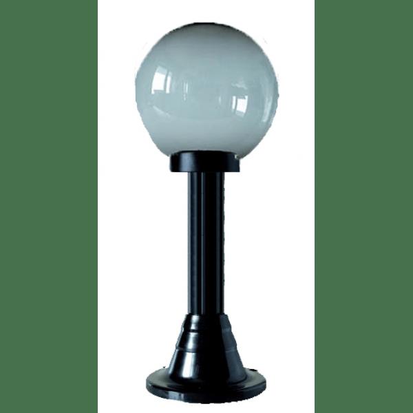 Lampy ogrodowe wys. 85 cm, klosz podpalany 250 mm