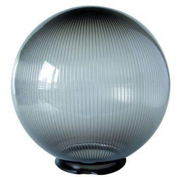Klosze do lamp ogrodowych, pryzmatyczne 250 mm