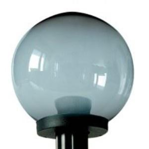Lampy ogrodowe wys. 110 cm, kula podpalana 200 mm