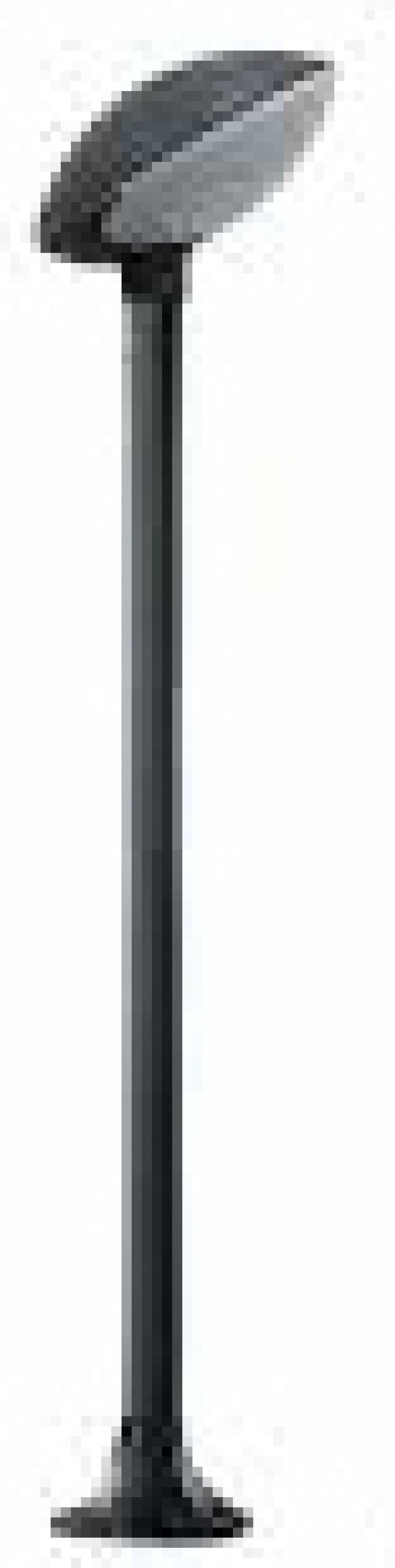Lampy ogrodowe wys. 110 cm, klosz TAO