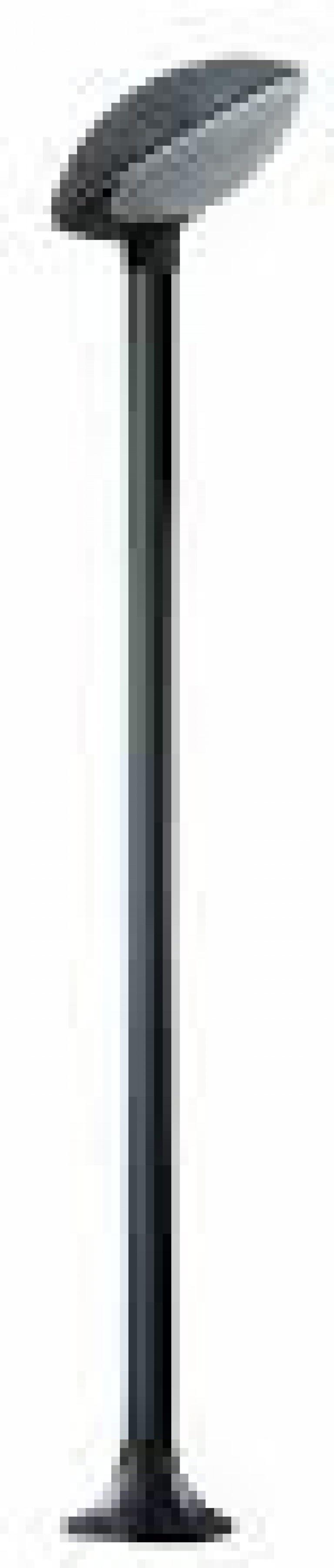 Lampy ogrodowe wys. 140 cm, klosz TAO