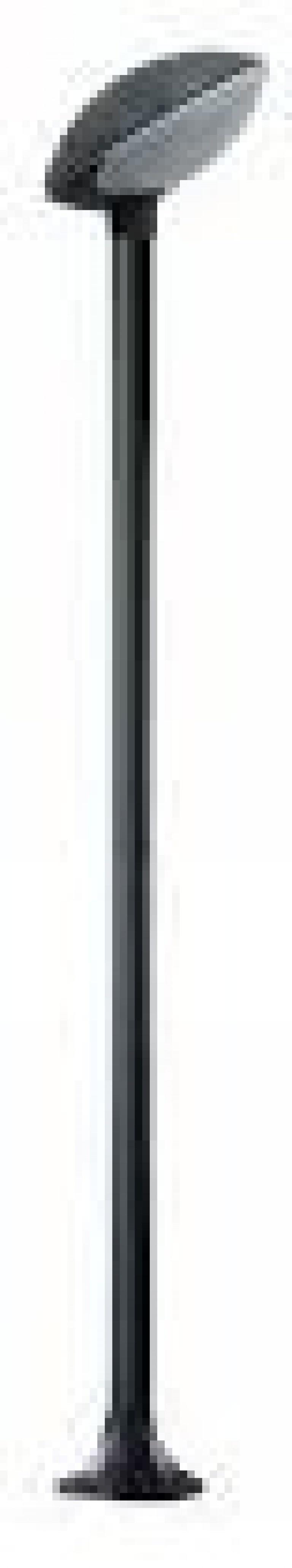 Lampy ogrodowe wys. 170 cm, klosz TAO