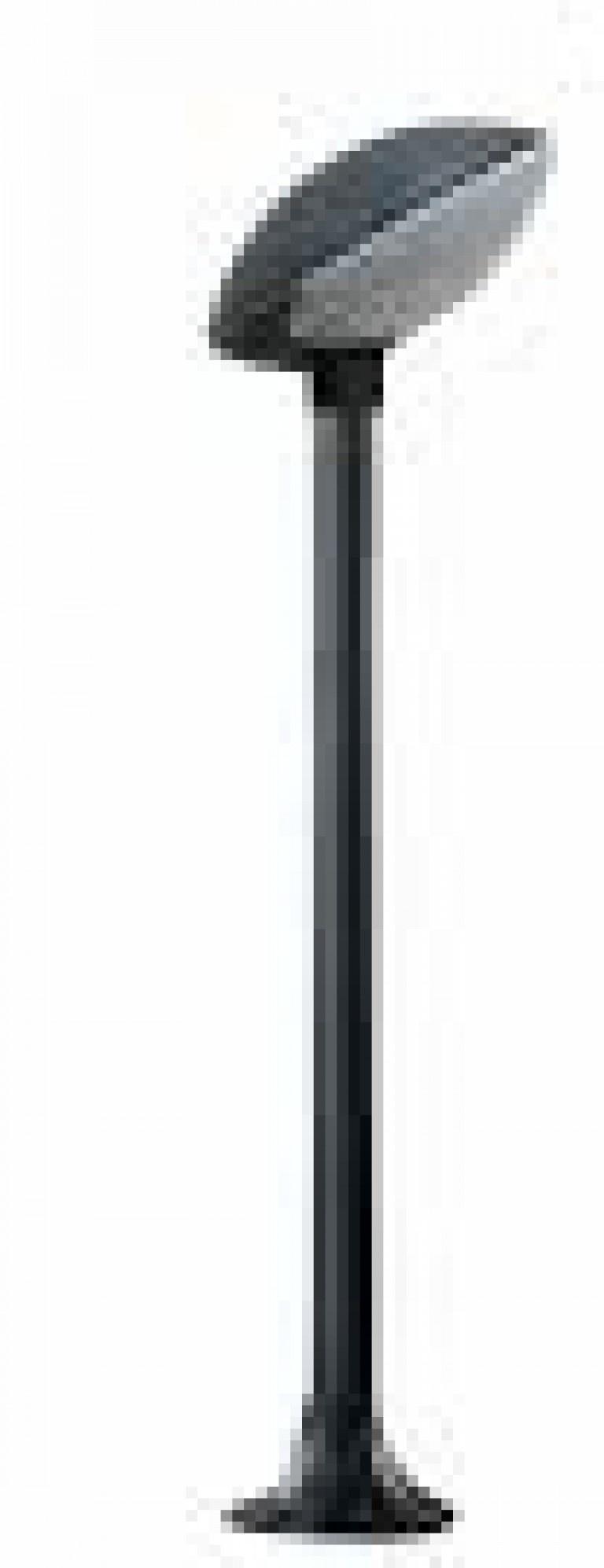 Lampy ogrodowe wys. 80 cm, klosz TAO