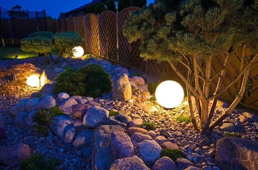 Jaką szczelność powinny wykazywać lampy zewnętrzne?
